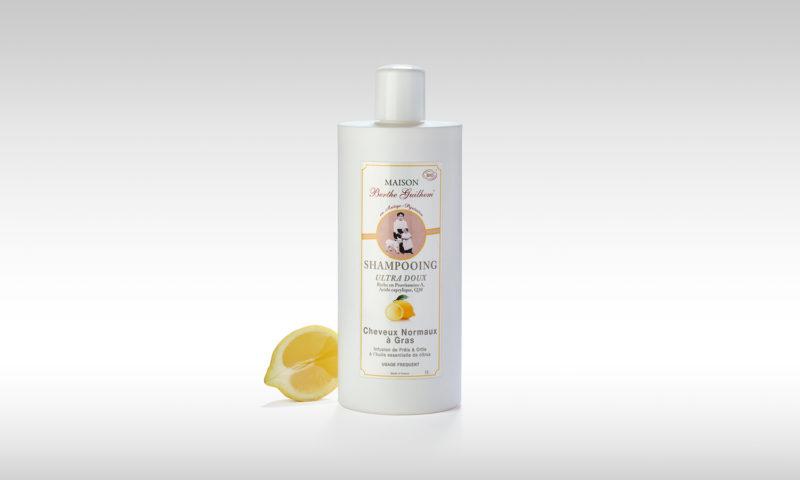 Vente en ligne shampoing bio cheveux gras maison berthe guilhem