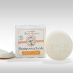 Shampoing solide bio antipelliculaire Maison Berthe Guilhem Cosmétiques Bio